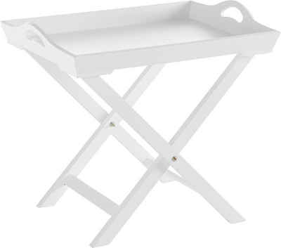 Home affaire Tablett, MDF