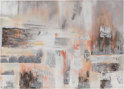 Premium Collection By Home Affaire Gemälde »Colored Squares«, Abstrakt,  140/100