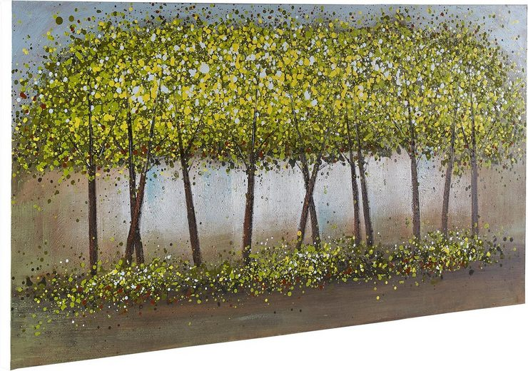 Premium collection by Home affaire Gemälde »Trees«, 140/70 cm