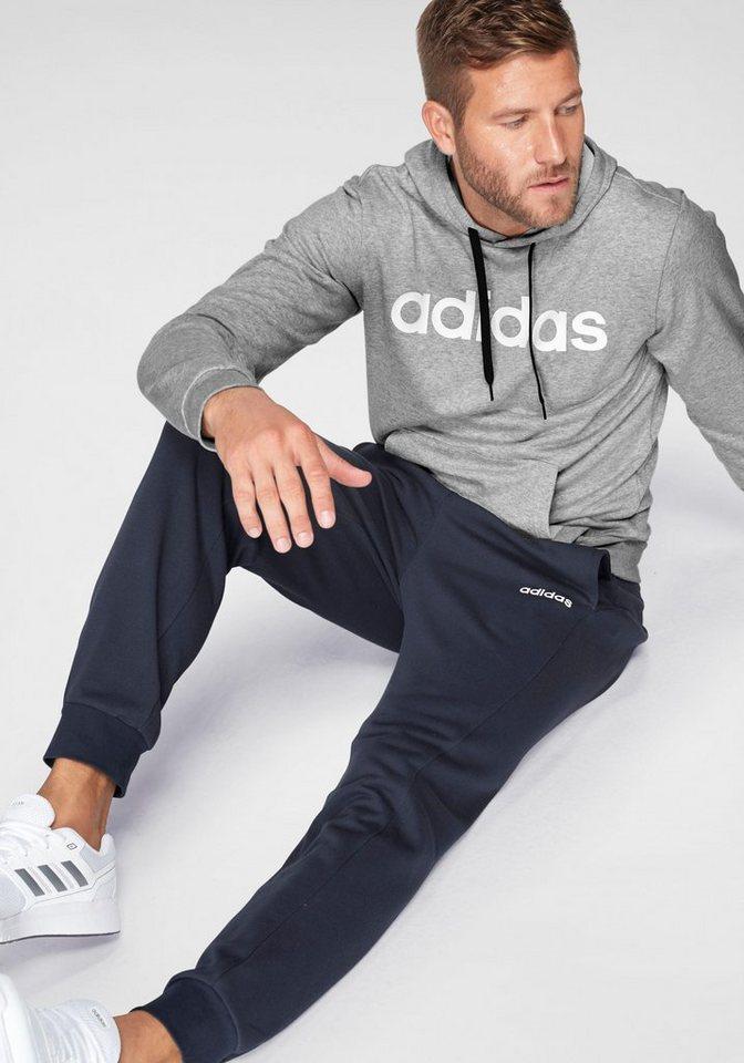 adidas Jogginganzug »MEN TRACKSUITCO HO« | Sportbekleidung > Sportanzüge > Jogginganzüge | Grau | adidas
