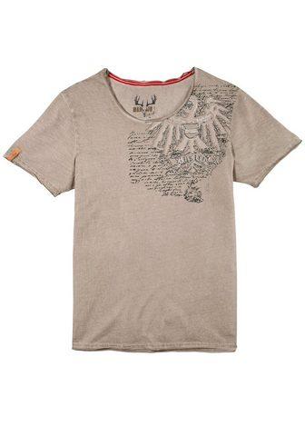 MARJO Marškinėliai Herren su platus iškirptė...