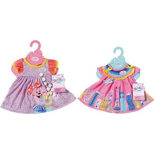 Zapf Creation® Puppenkleidung »BABY born® Kleid 43 cm, 2-fach sortiert«