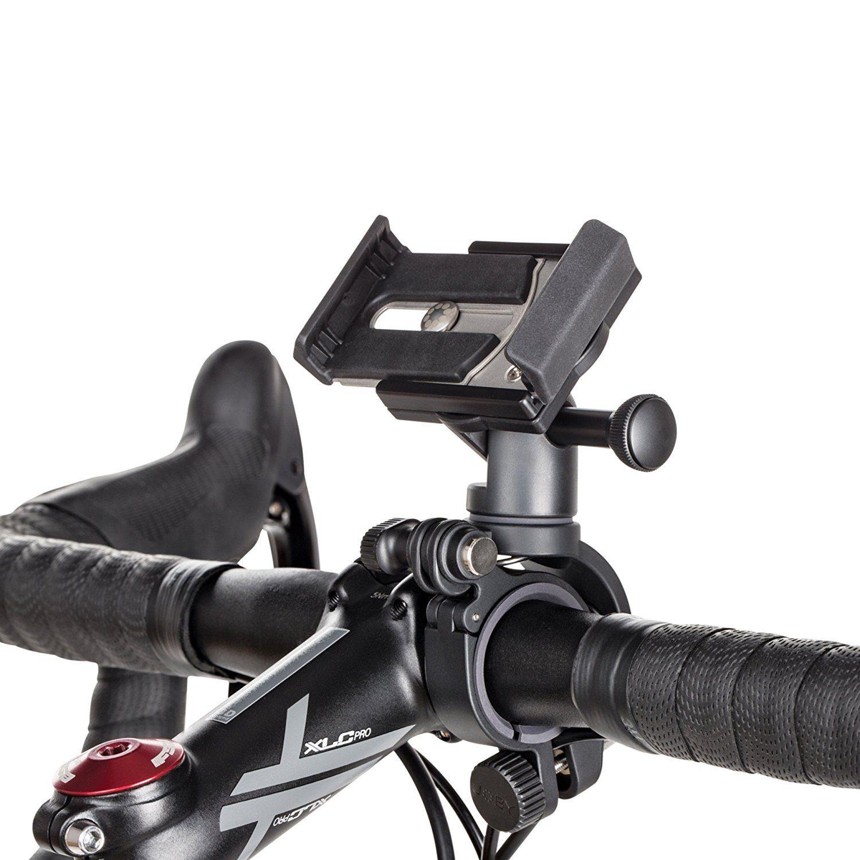 Joby Fahrradhalterung mit Fahrradlichtern