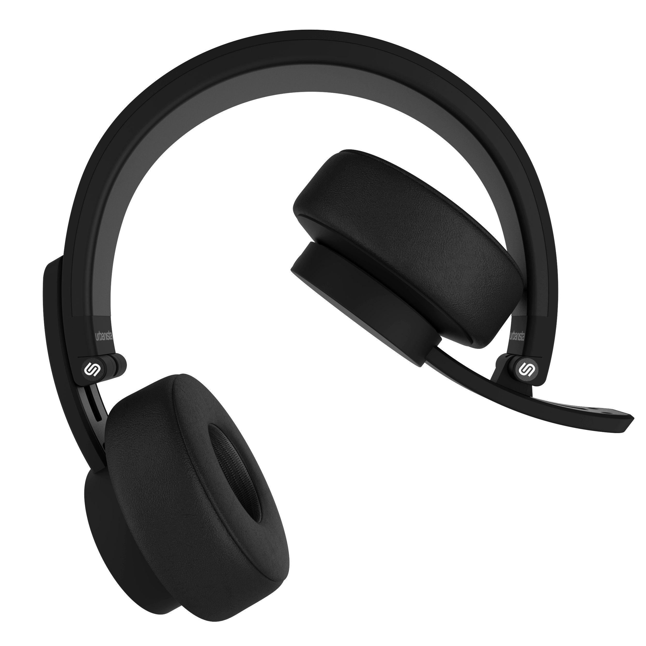 Urbanista On-Ear Kopfhörer mit Swipe-Technologie