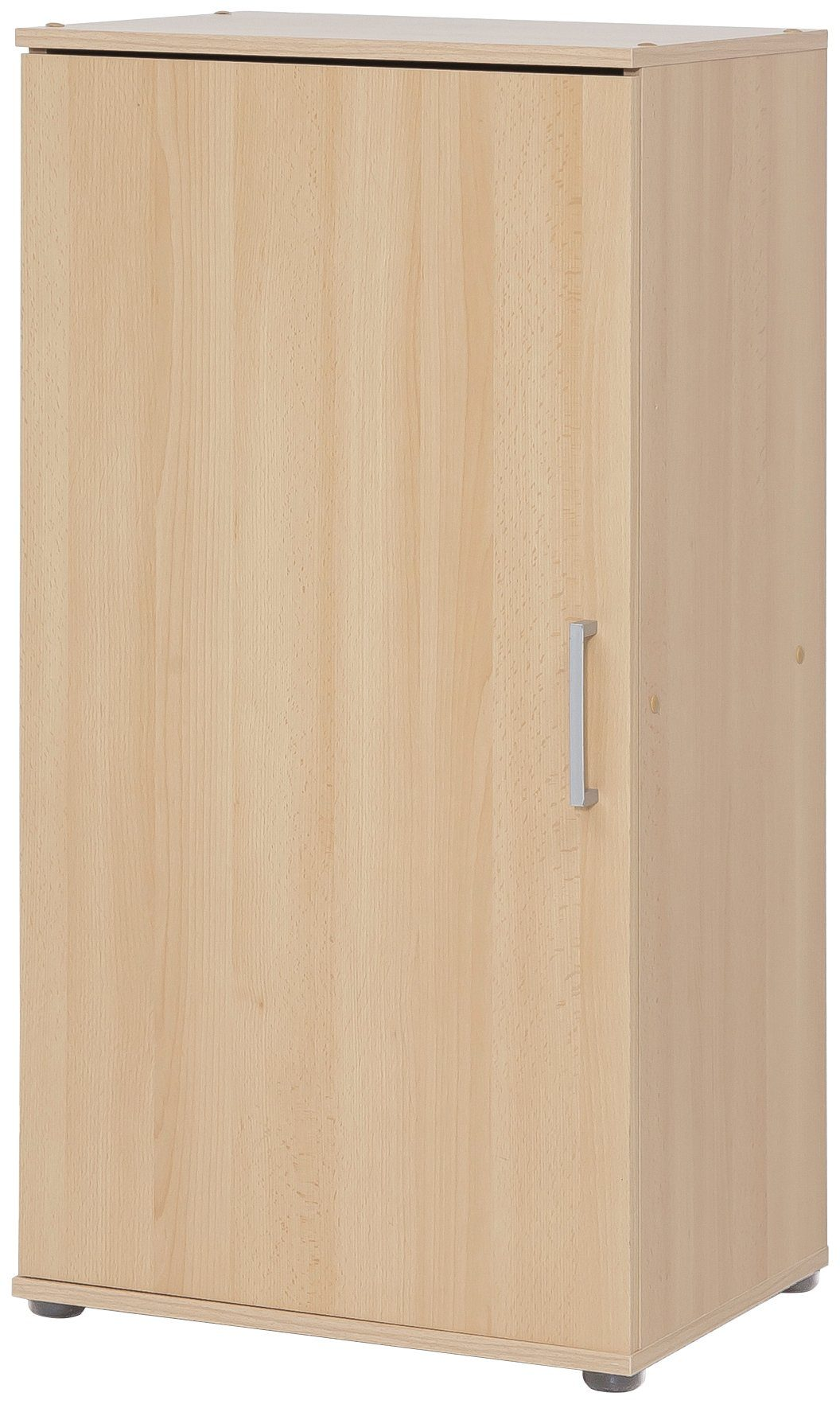 Mehrzweckschrank »Schuhschrank Buche«, 1-trg., H/B/T: 101 x 50 x 39 cm, 5 Einlegeböden