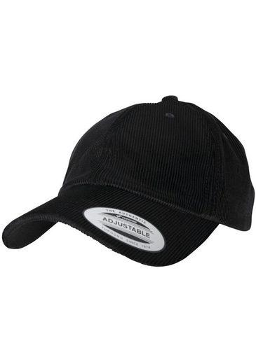 Flexfit Baseball Cap (1-St) Klassisches Dad Cap, Urbaner Style, Größenverstellbar