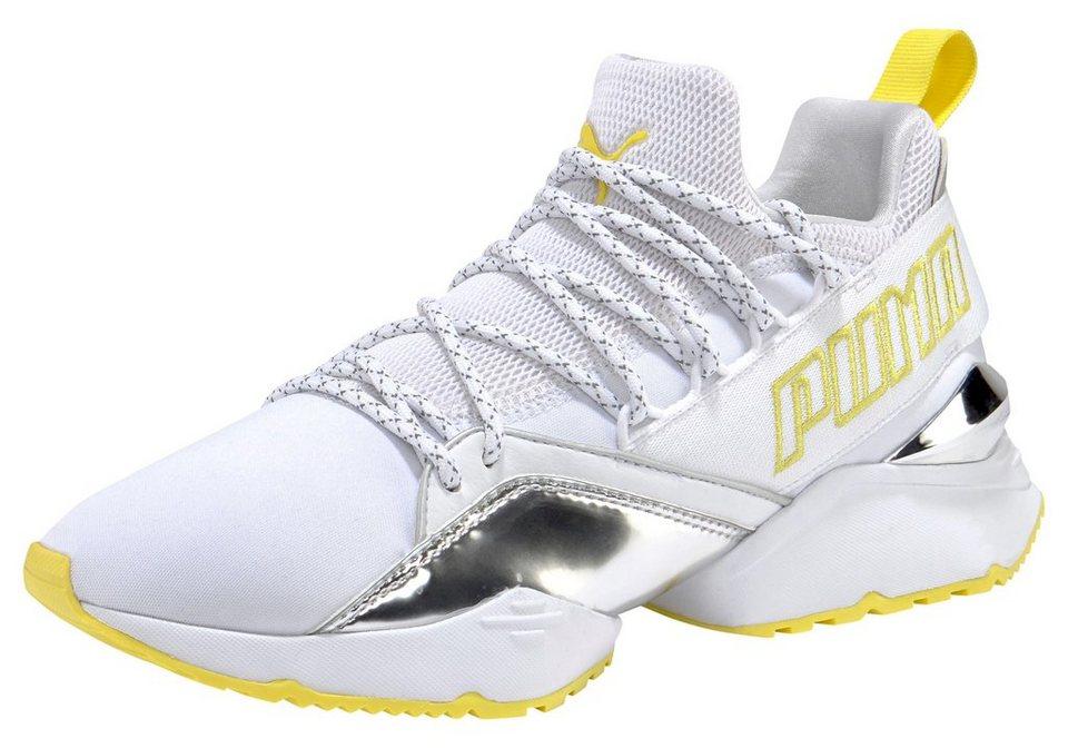 a8d9ba5c5ed51b PUMA »Muse Maia TZ Metallic« Sneaker online kaufen