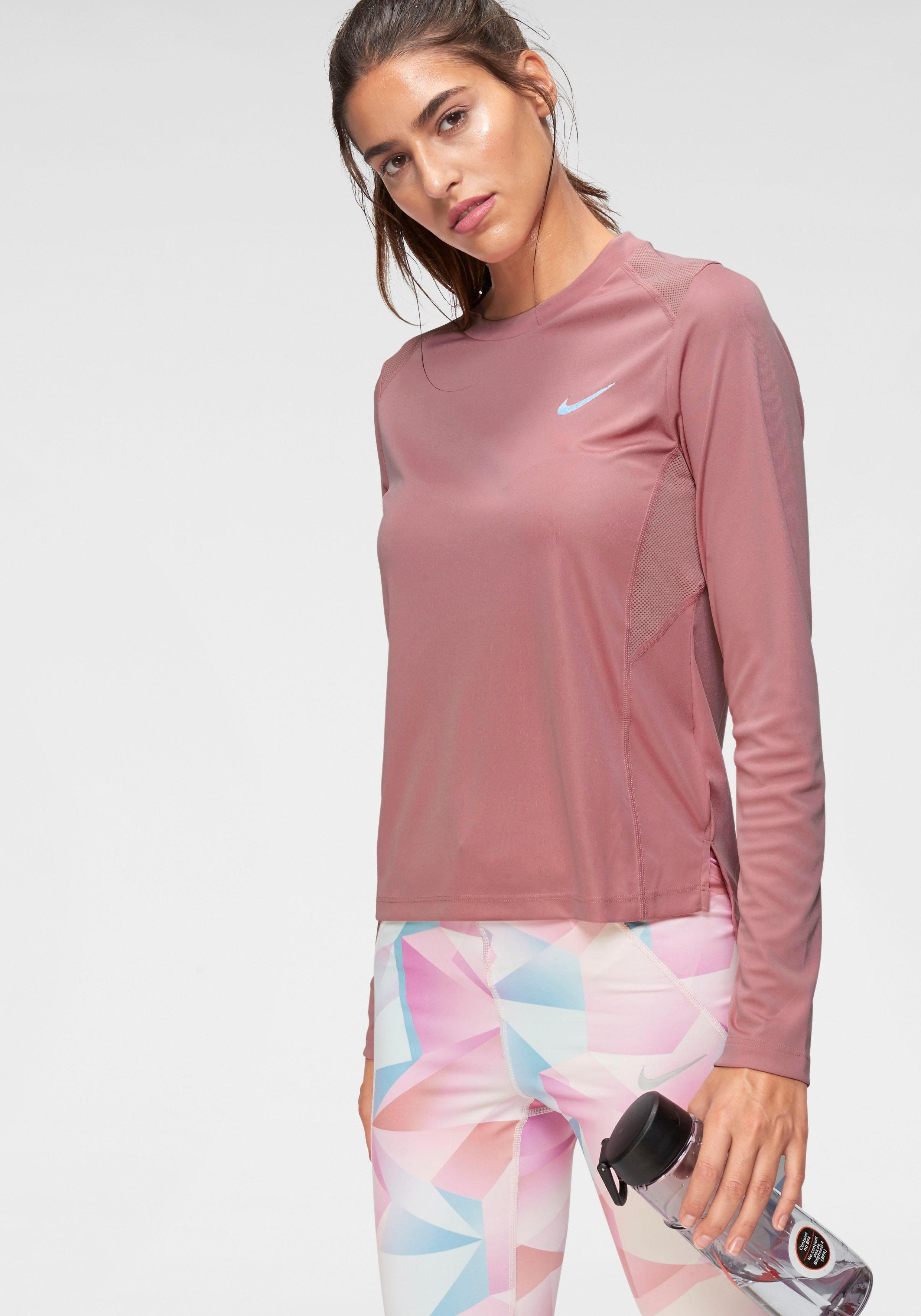 Nike Laufshirt »NIKE DRY MILER RUNNING TOP« kaufen | OTTO
