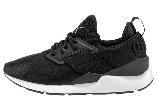 Puma Wn's« Satin »muse Ep Sneaker 8wYxr8Rqt