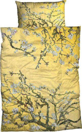 Bettwäsche »Mandelbaum«, Goebel, mit Blütenzweigen
