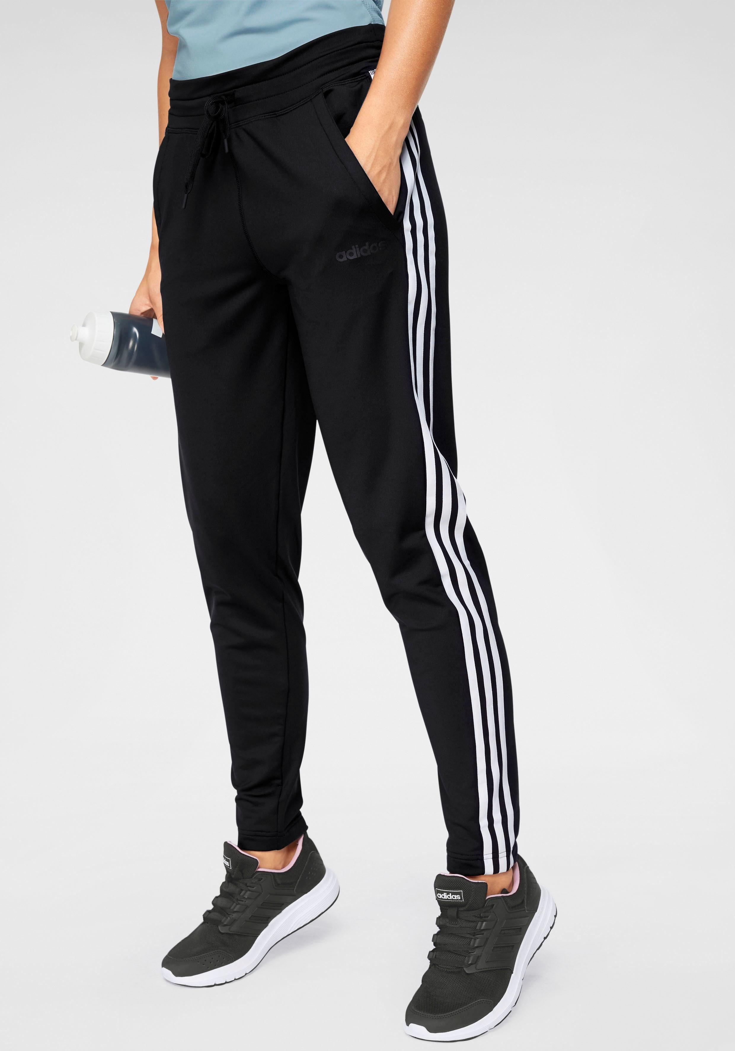 adidas Team Hose Damen blauweißsilber | Trainings Hose