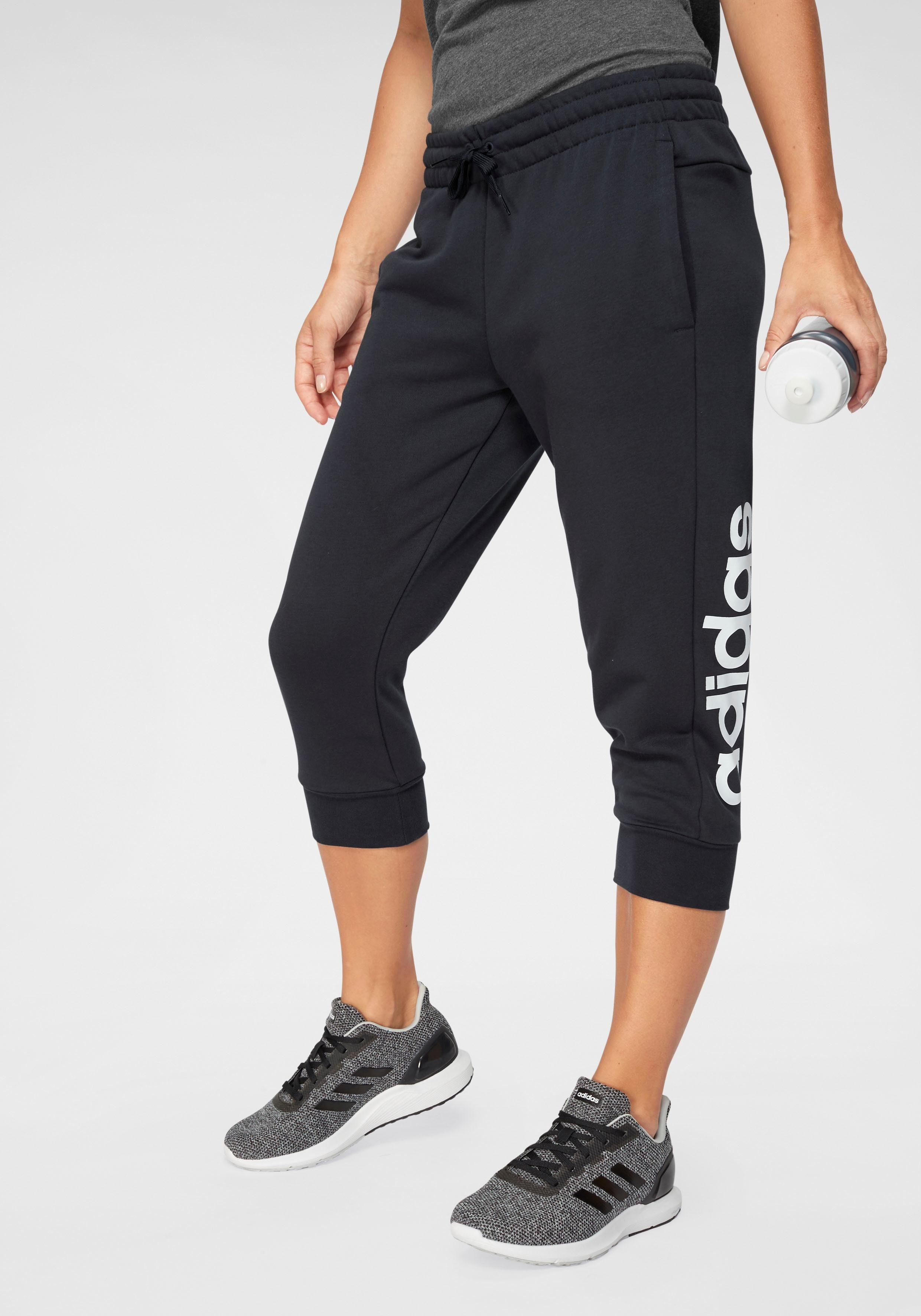 adidas 34 Hose »LINEAR 34 PANT« online kaufen | OTTO