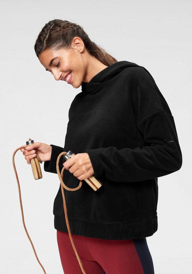 Nike Fleeceshirt | Bekleidung > Sweatshirts & -jacken > Fleeceshirts | Schwarz | Nike