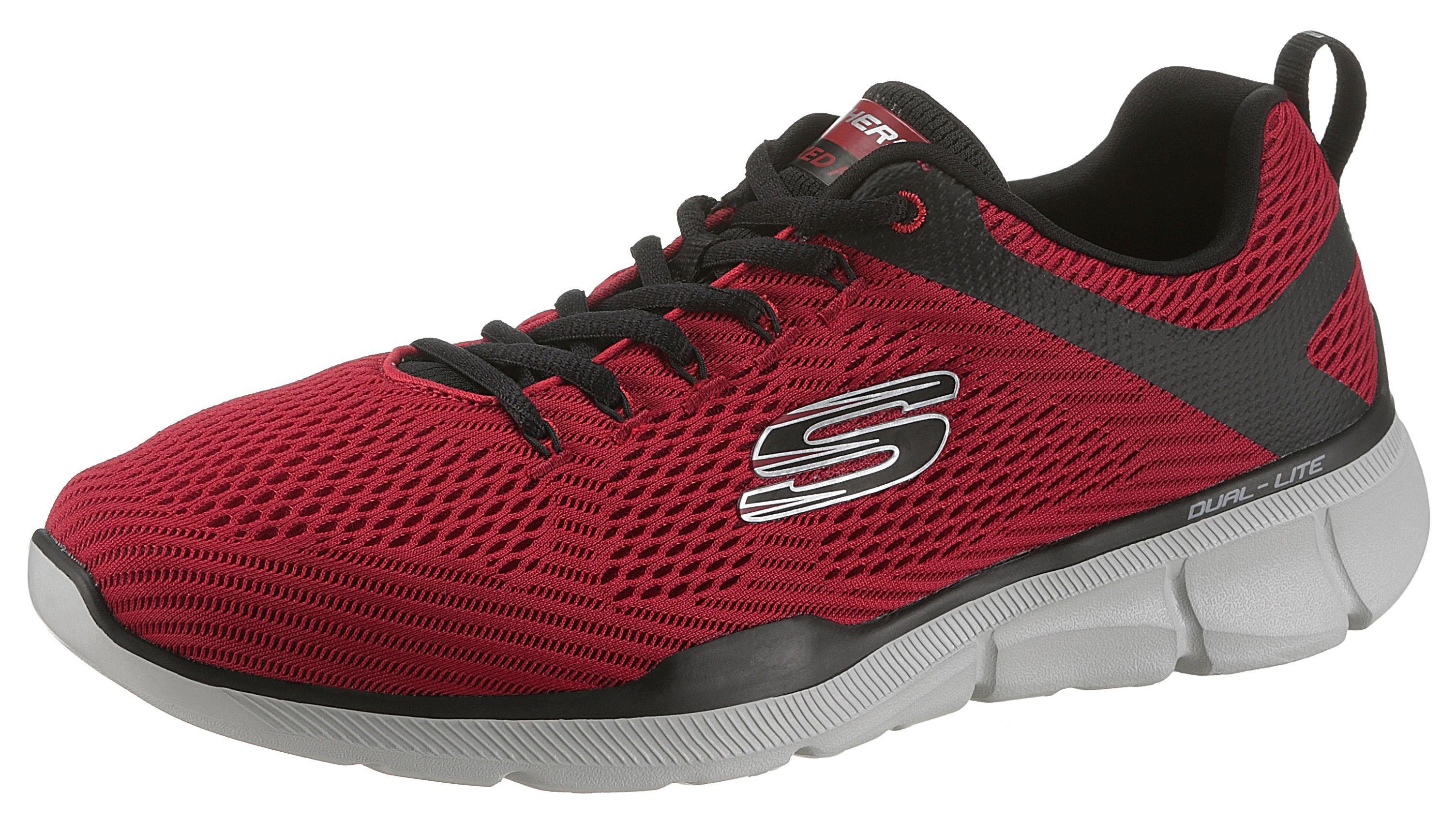 Skechers Relaxed Fit Equalizer 3.0 Sneaker   YouTube