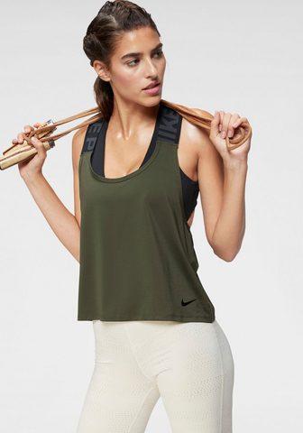 NIKE Marškinėliai be rankovių »PRO INTERTWI...