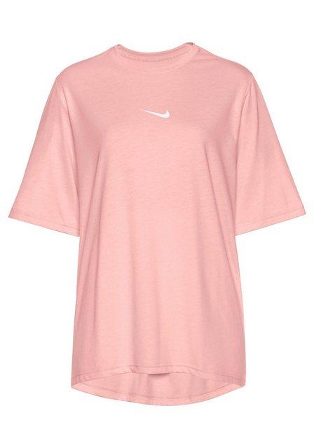 Damen Nike Funktionsshirt rosa | 00191886717974