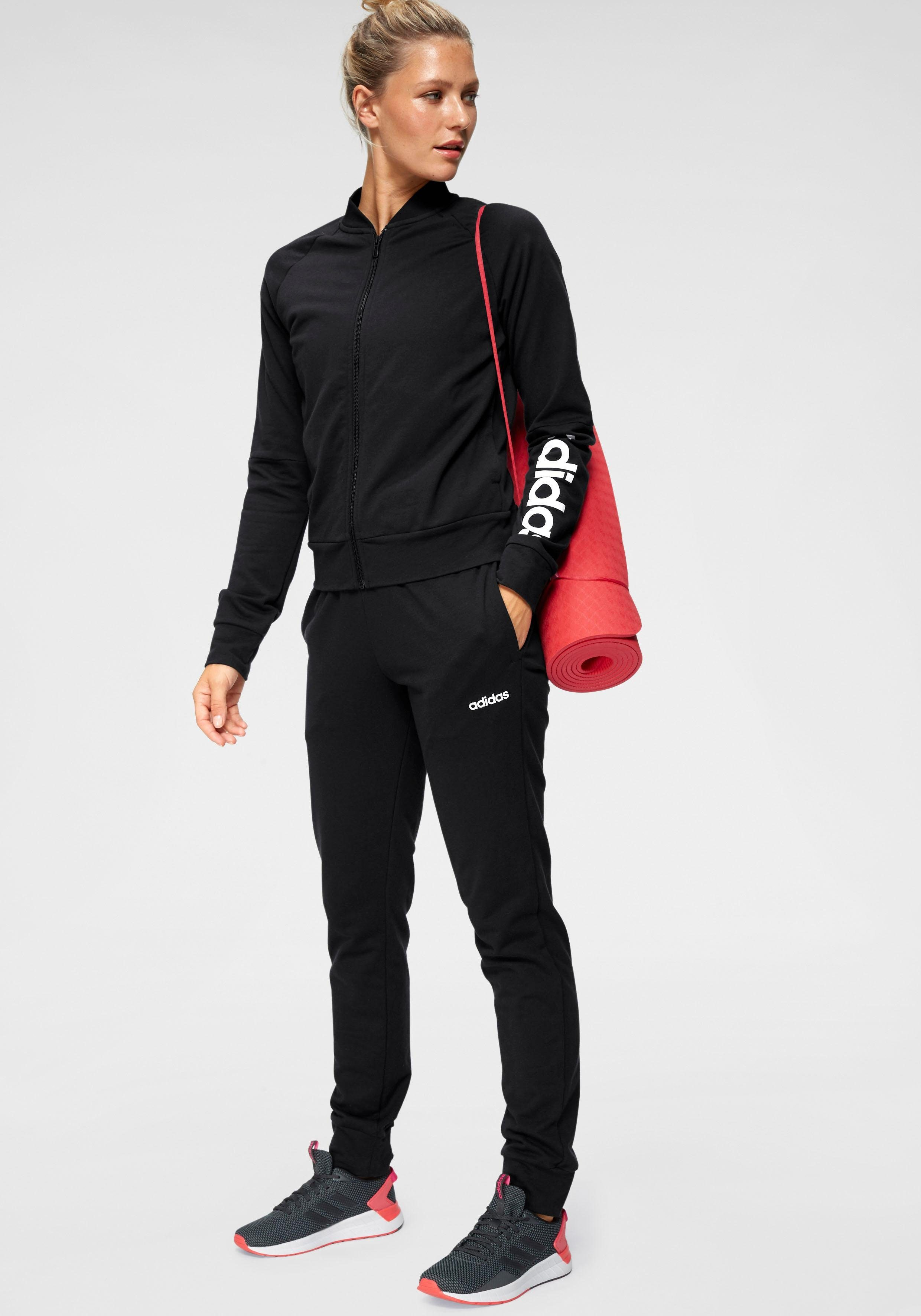 adidas Sportanzug »WTS NEW CO MARK« (Set, 2 tlg) | OTTO