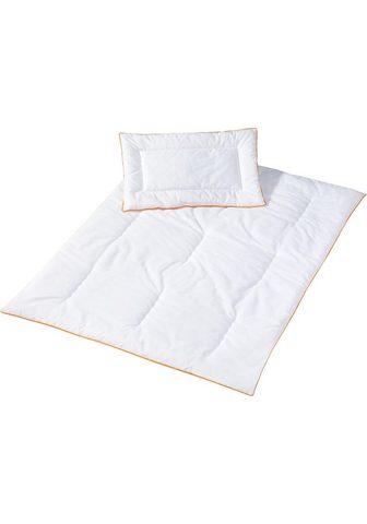 ZÖLLNER Детское одеяло + подушка »Babytr...