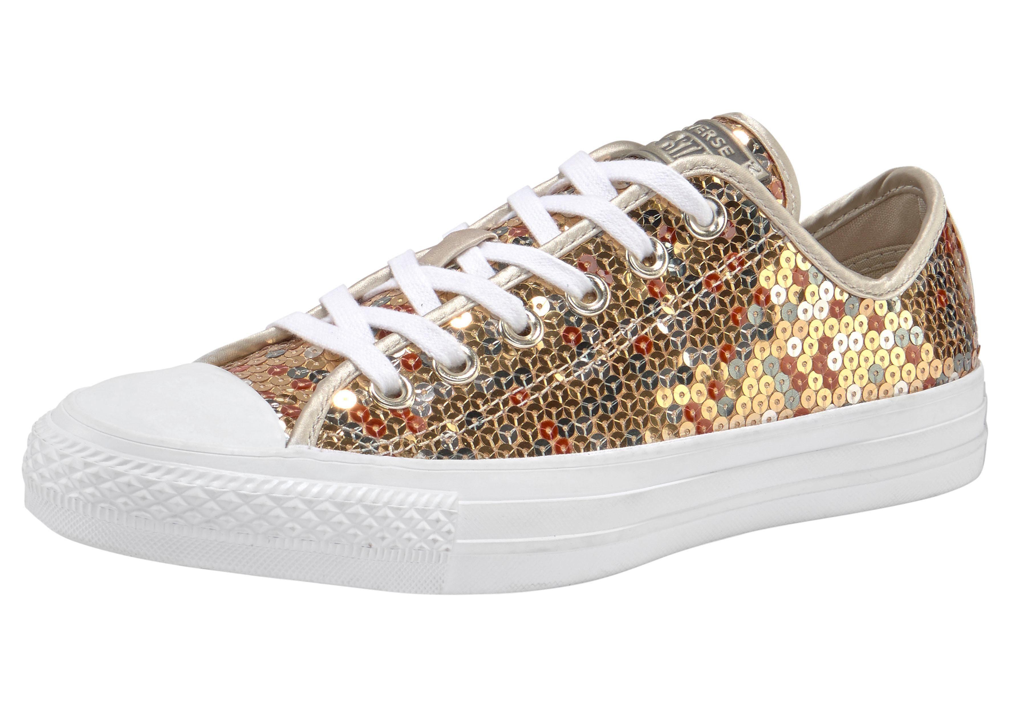 Converse »Chuck Taylor All Star Ox Pailetten« Sneaker online kaufen | OTTO
