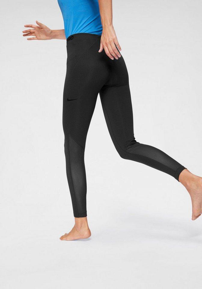 f5a8a8083ad946 Damen Nike Funktionstights schwarz - Sport Damen lange Sporthosen ...