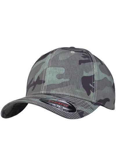 Flexfit Flex Cap Basecap, Tarnmuster, Military Look bf20d006ed