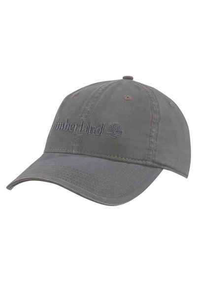 8a56a8c6cc Timberland Baseball Cap (1-St) Cap aus Canvas, Reine Baumwolle, One