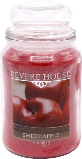 Candle-lite™ Duftkerze »Revere House - Sweet Apple« (1-tlg)