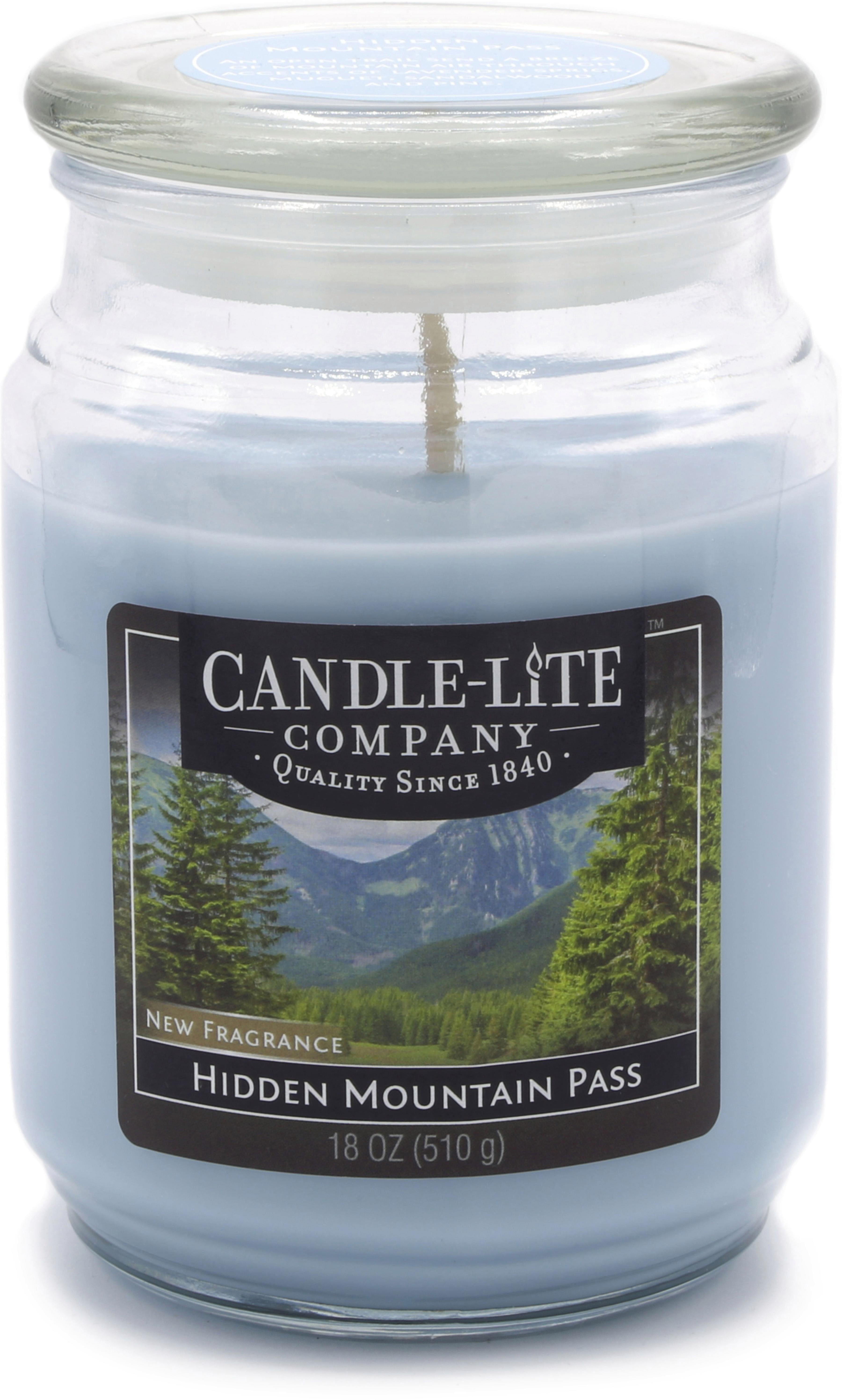 Candle-lite™ Duftkerze »Everyday - Hidden Mountain Pass«