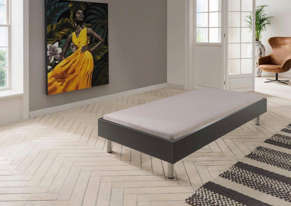 Wimex Bett Easy Ohne Kopfteil Ideal Für Dachschrägen Und Niedrigen Fensterhöhen Online Kaufen Otto