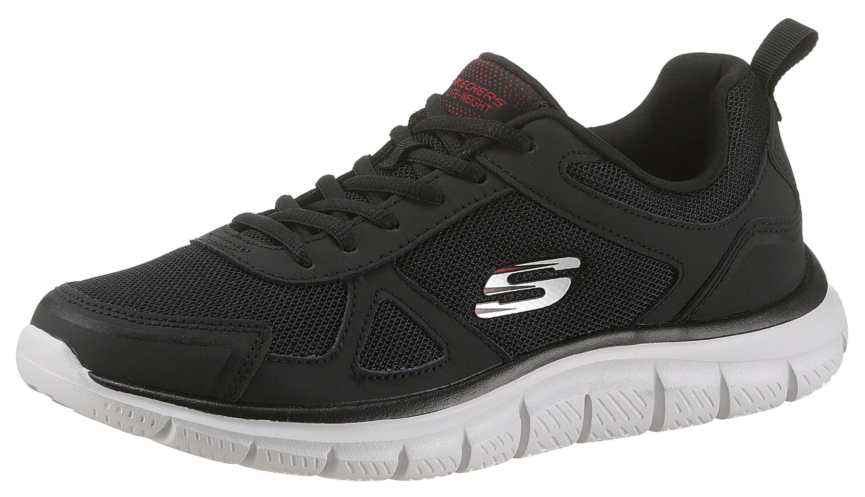 Skechers »Track-Scloric« Sneaker mit Skechers Memory Foam