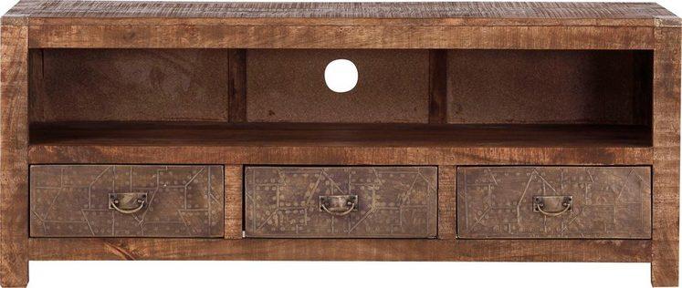 Gutmann Factory Lowboard »Oriental«, aus Massivholz Mango