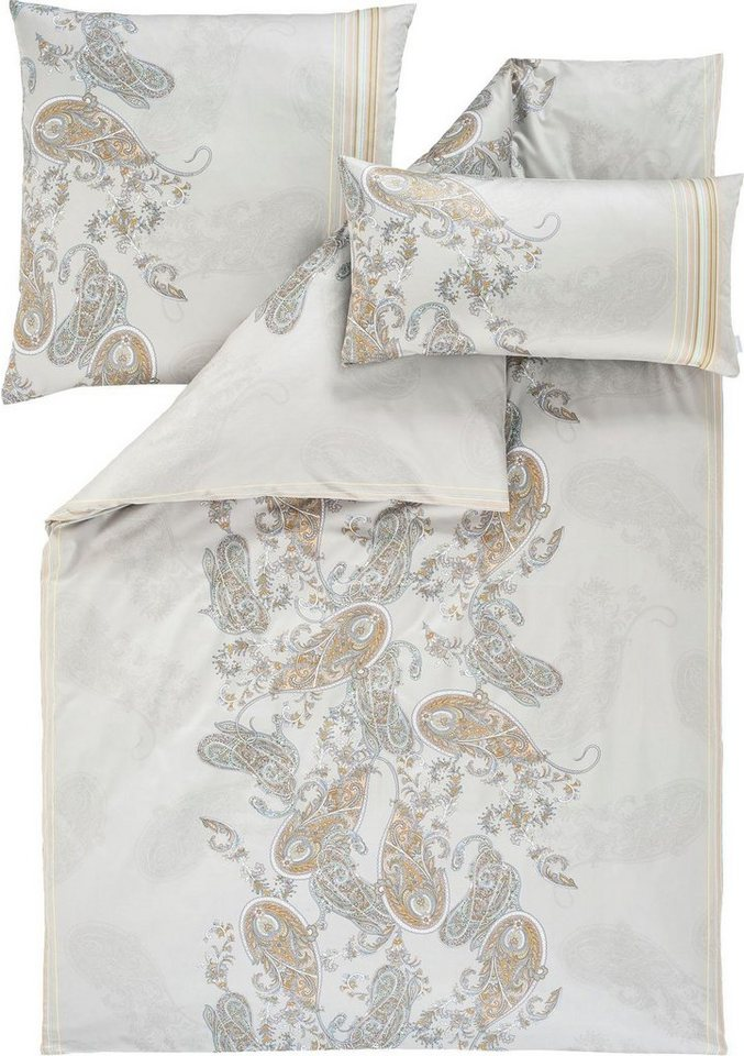 bettw sche neyla estella mit elegantem paisley motiv online kaufen otto. Black Bedroom Furniture Sets. Home Design Ideas