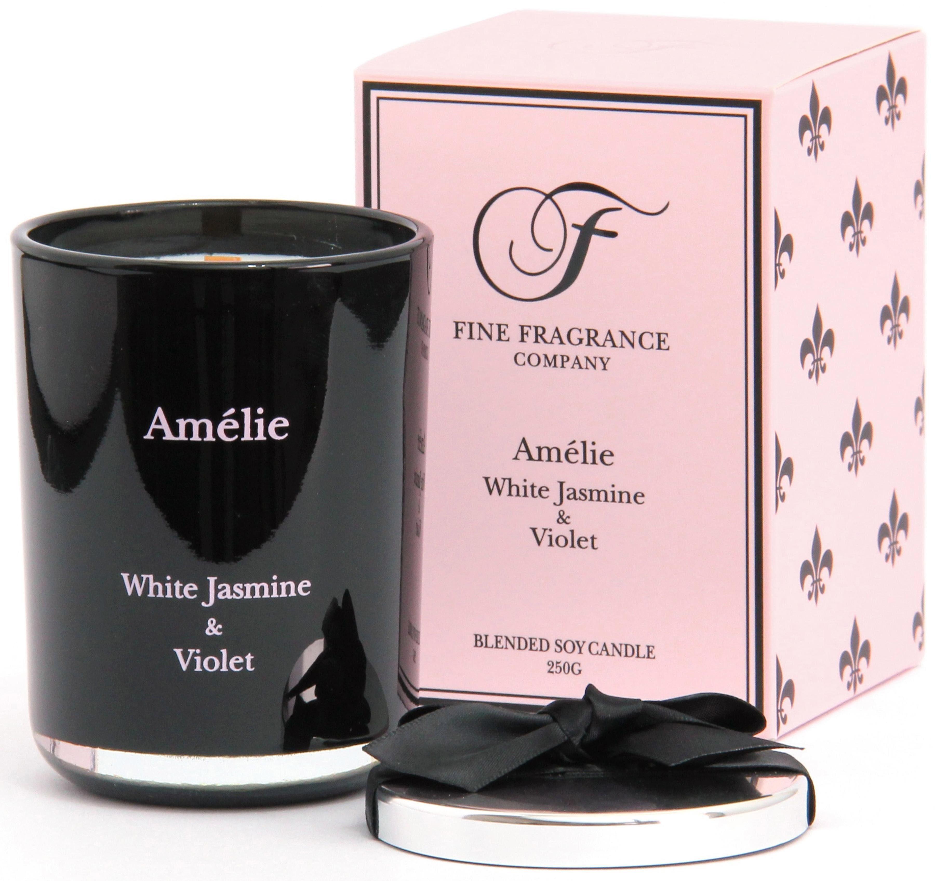 Fine Fragrance Company Duftkerze, »Paris-Chic - Amelie«