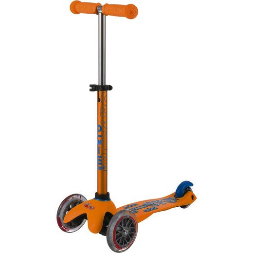 Micro Twist-Scooter mini Deluxe, apricot