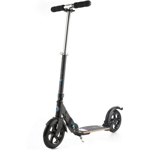Micro Scooter flex 200, schwarz matt