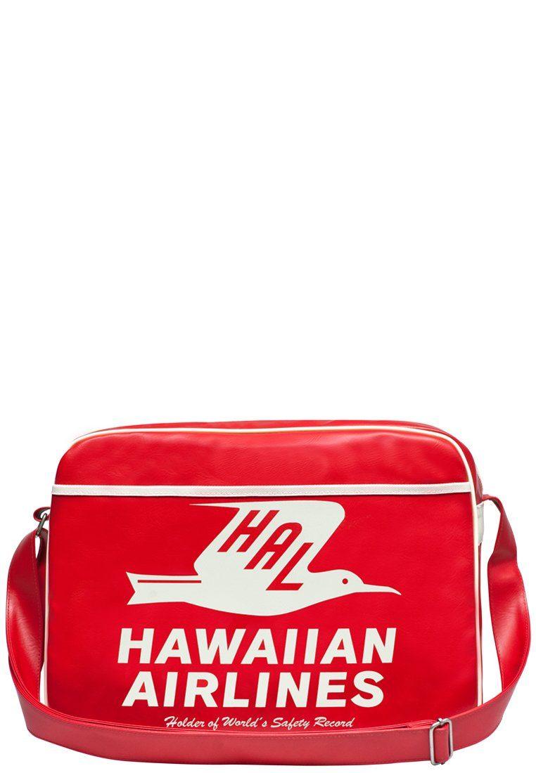 LOGOSHIRT Tasche »Hawaiian Airlines Seagull«