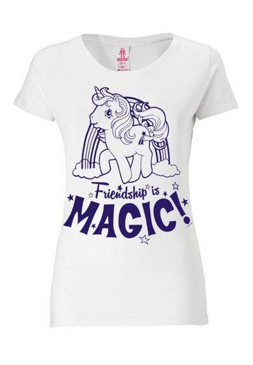 LOGOSHIRT T-Shirt mit My Little Pony-Frontprint »My Little Pony - Friendship Is Magic«