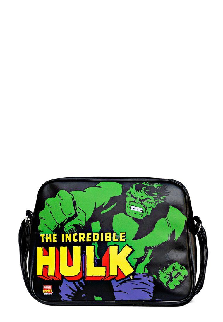 LOGOSHIRT Tasche »Hulk – Marvel Comics«