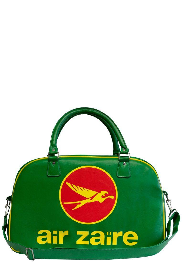 LOGOSHIRT Tasche »UmhängeAir Zaire - Airlines«