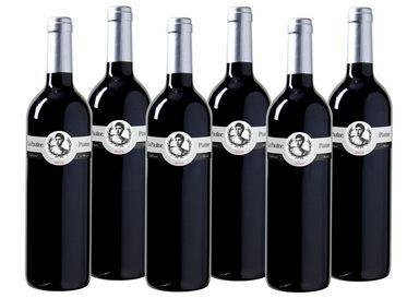 Rotwein aus Frankreich »13 % - 6 x 0,75 l - La Pauline Platine 2016«