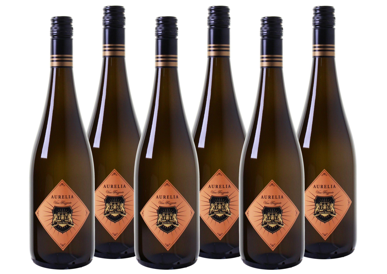 Schaumwein aus Italien »10,5% 6 x 0,75 Liter - Aurelia«