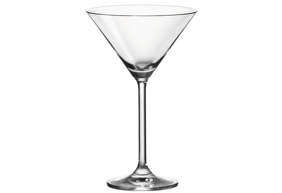 Set: Cocktailglas, Leonardo, »Daily« (6-tlg.) in klar