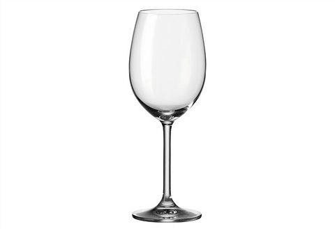 Set: Rotweinglas, Leonardo, »Daily« (6-tlg.)