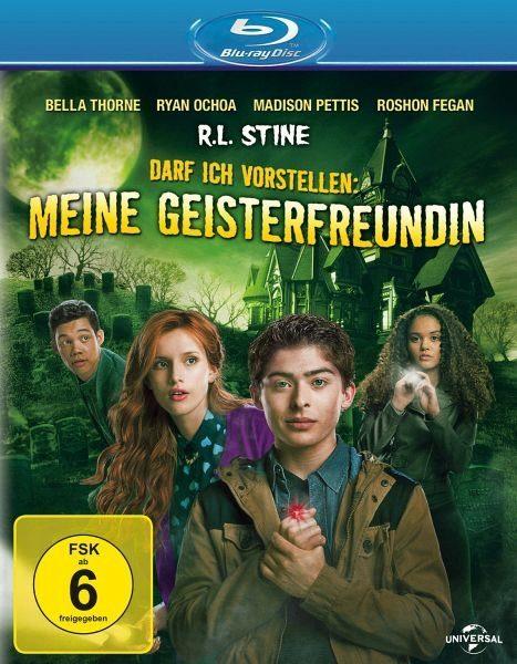 Blu-ray »R.L. Stine - Darf ich vorstellen: Meine...«