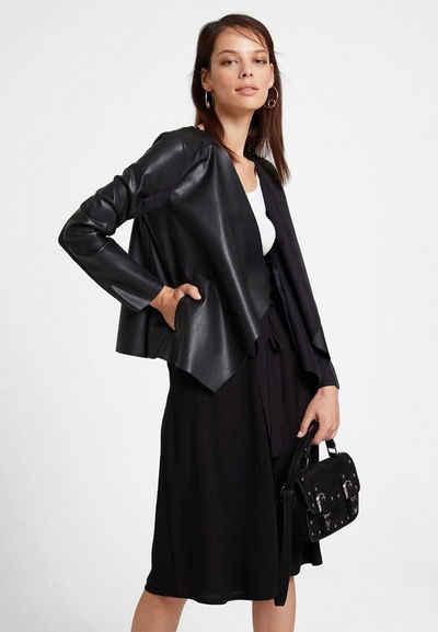 Куртка из искусственной кожи OXXO