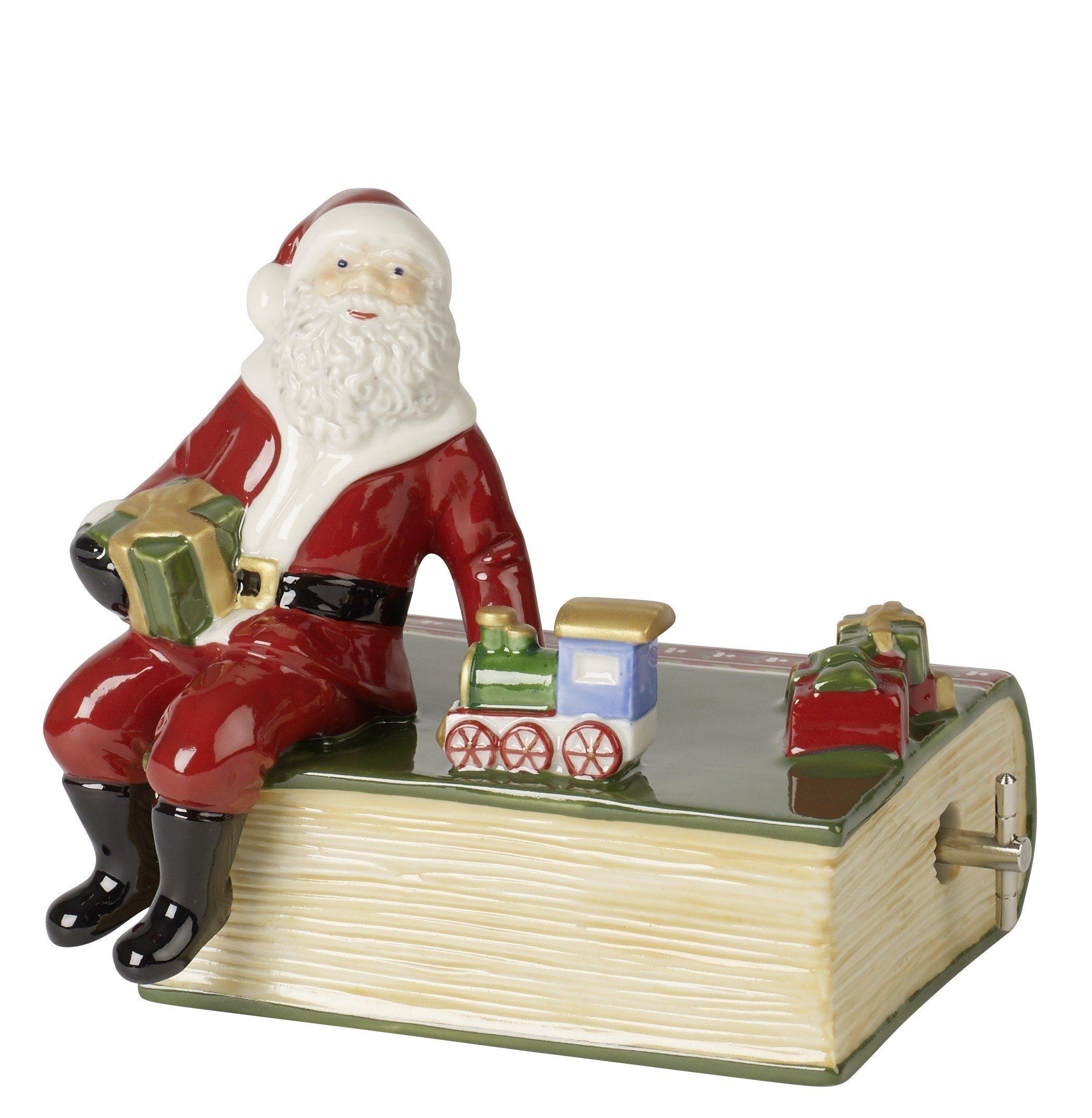 Villeroy & Boch Buch mit Santa »Nostalgic Melody«