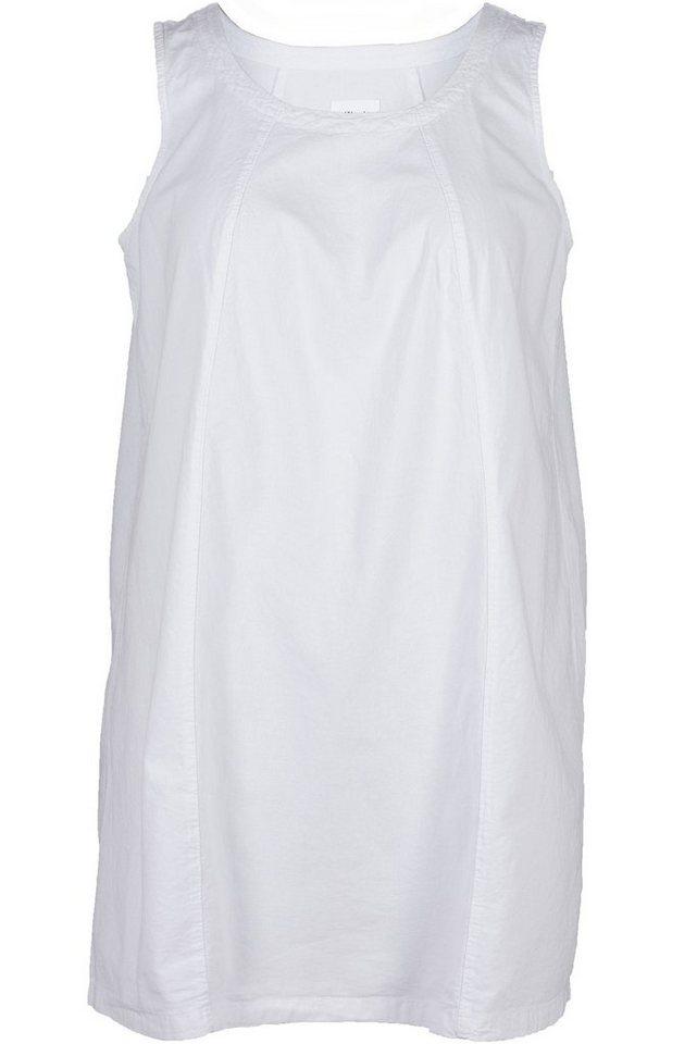 Zizzi Tunika | Bekleidung > Tuniken > Sonstige Tuniken | Weiß | Zizzi