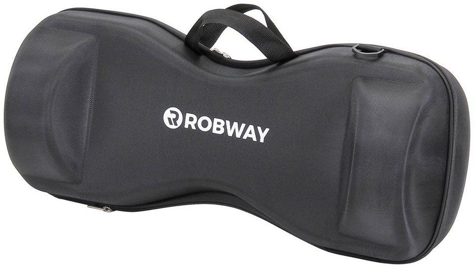 Robway Aufbewahrungstasche Hardcover Passend Fuer  8 Zoll Hoverboards Schwarz?$formatz$