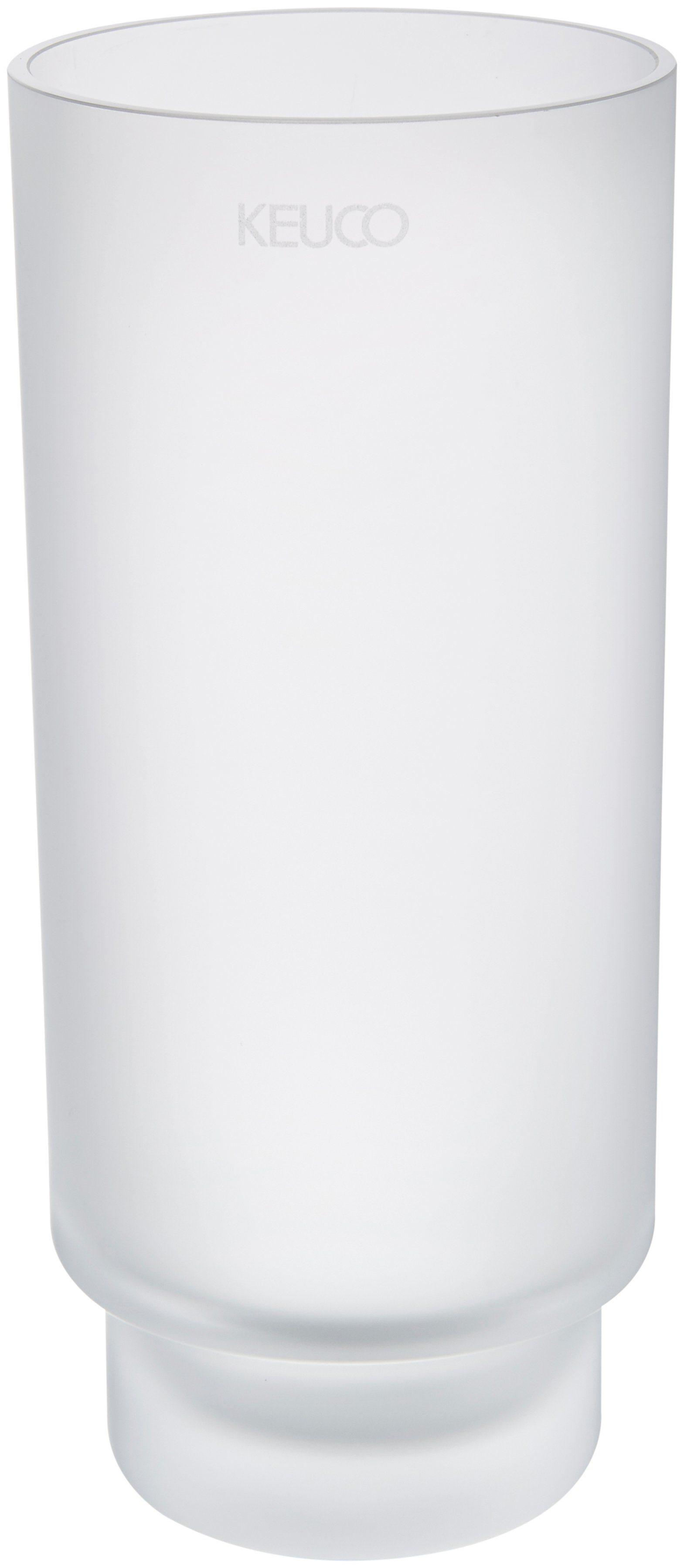 KEUCO Glaseinsatz »Edition 300«, Echtkristall-Ersatzeinsatz, mattiert, lose