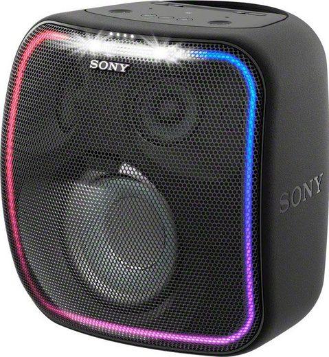 Sony SRS-XB501G Bluetooth-Lautsprecher (Bluetooth, WLAN (WiFi), NFC)